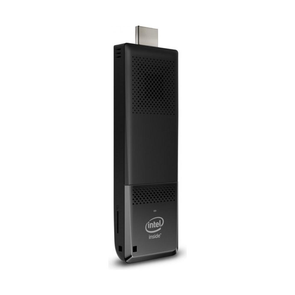 Micro PC Compute Stick Intel Atom x5-Z8300 Quad Core Ram 2GB eMMC 32GB 1xUSB 3.0 CardReader WiFi Bluetooth Windows 10