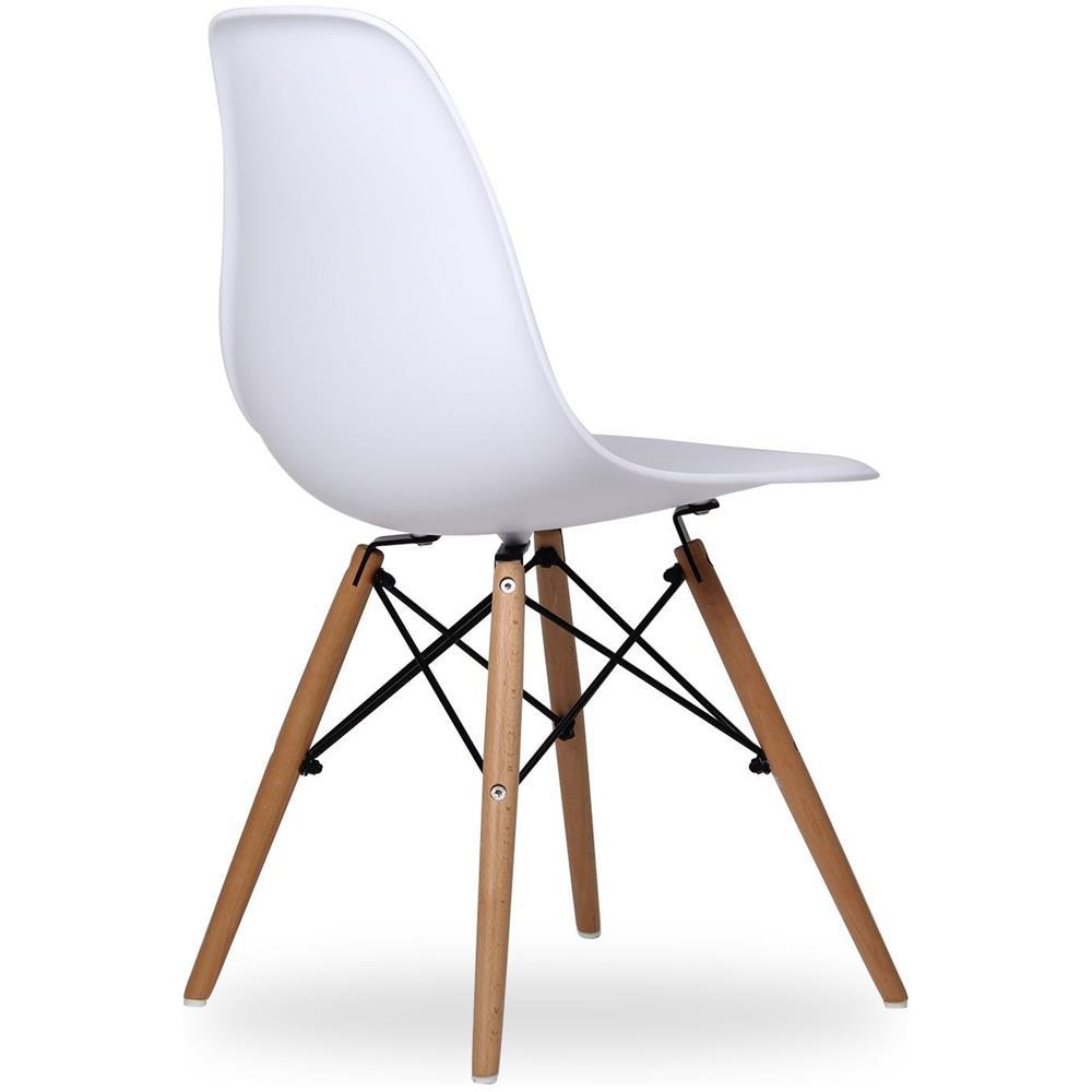 Estea Mobili Sedia Design Polipropilene Dsw Per Salotto Cucina Soggiorno
