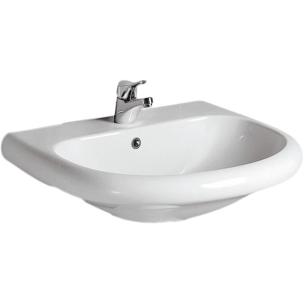 Ideal Standard Lavabo Tesi.Ideal Standard Lavabo Cm 65 Ideal Standard Tesi Classic Colore Bianco Europeo