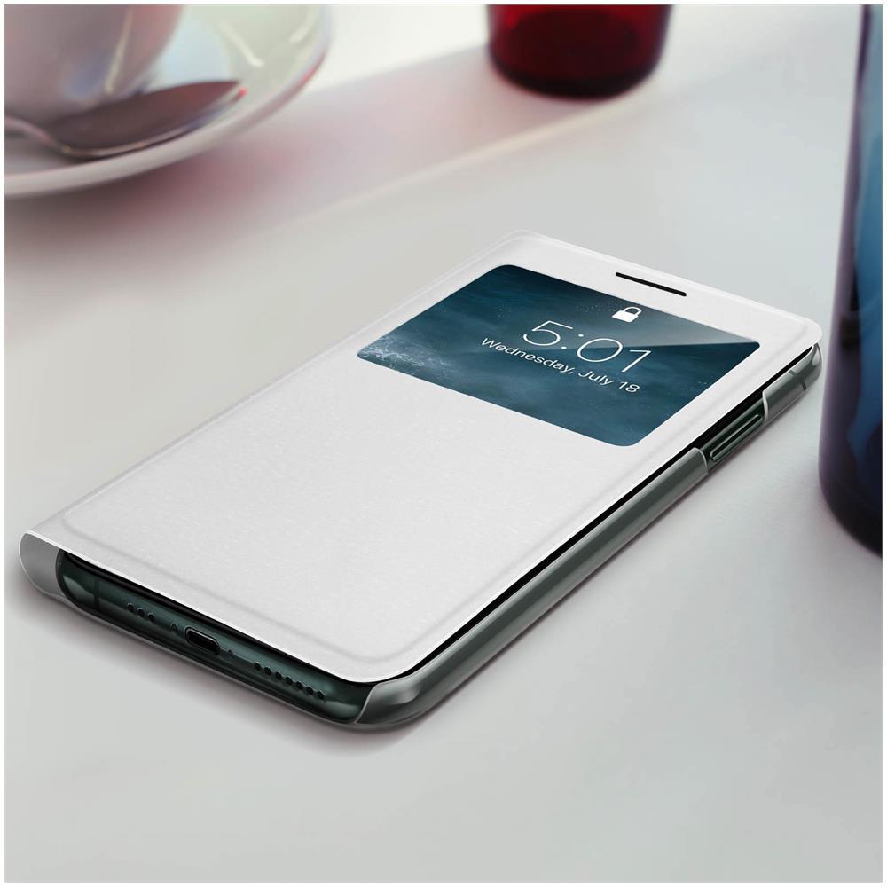 Custodia Apple iPhone 11 Sportellino Finestra Funzione Supporto