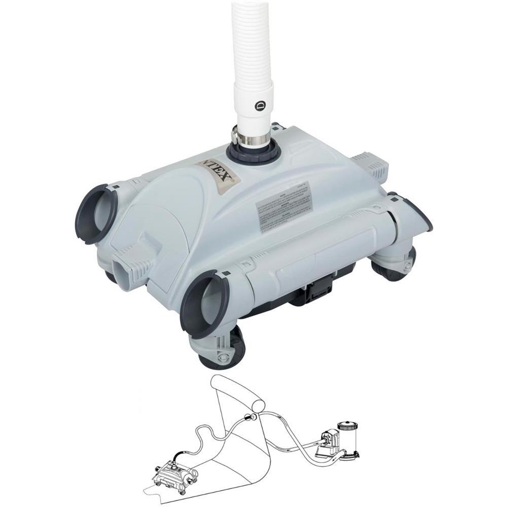 ace6a4b3 INTEX - 28001 Auto Cleaner Per Pompe Filtro - ePRICE