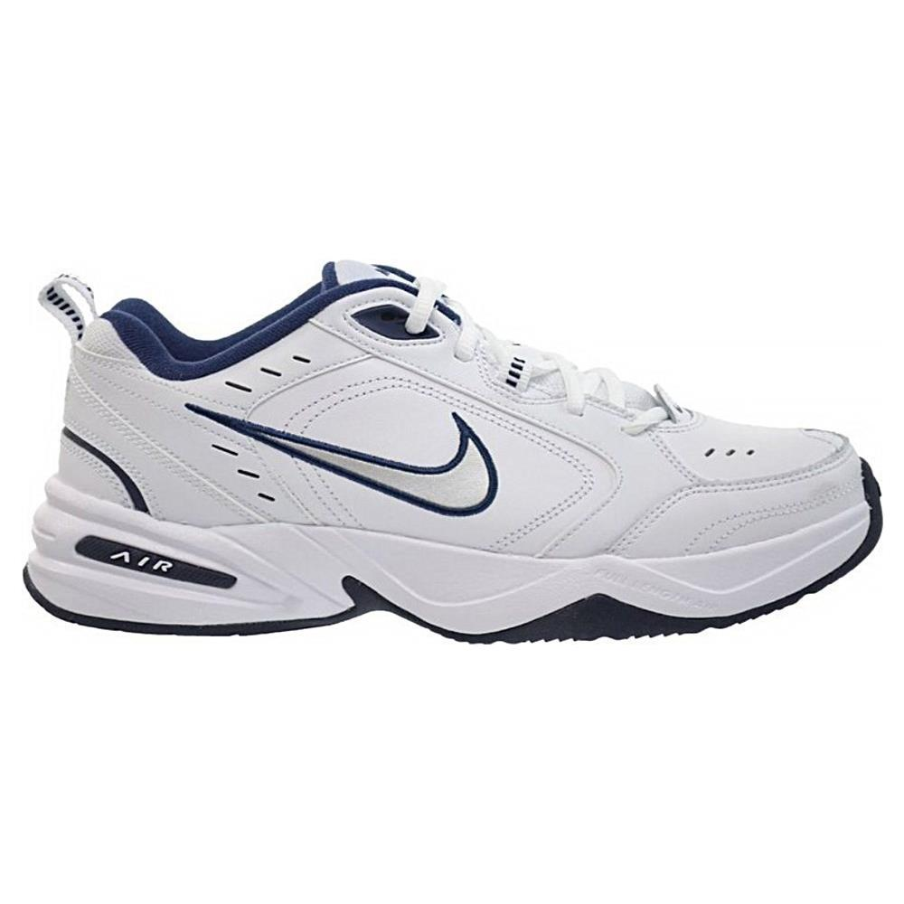 classic styles hot new products detailed images NIKE Scarpe Air Monarch Iv Training Shoe White 415445102 Taglia 44,5 Colore  Blu marino
