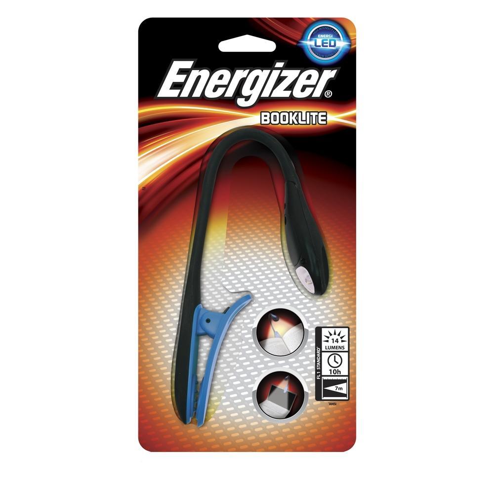 Lampada Da Lettura Energizer.Energizer Lampada Per Lettura Book Lite Con Pile Incluse