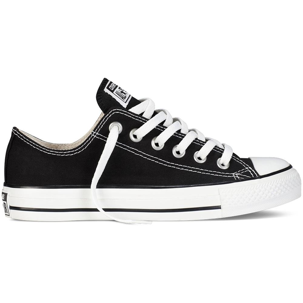 converse all star basse nere donna