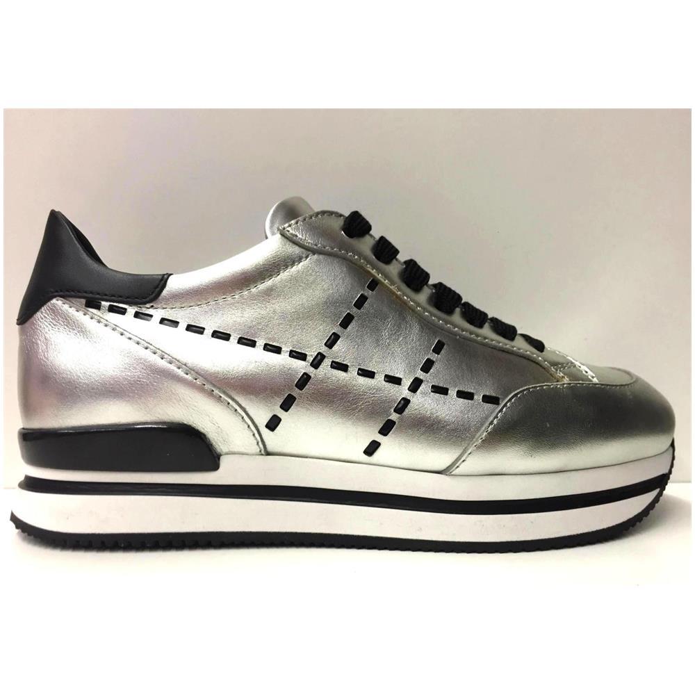miglior servizio 83d13 55eac HOGAN - Scarpe Sneakers Donna Hogan Originale Hxw2220k080jd41 H222 ...