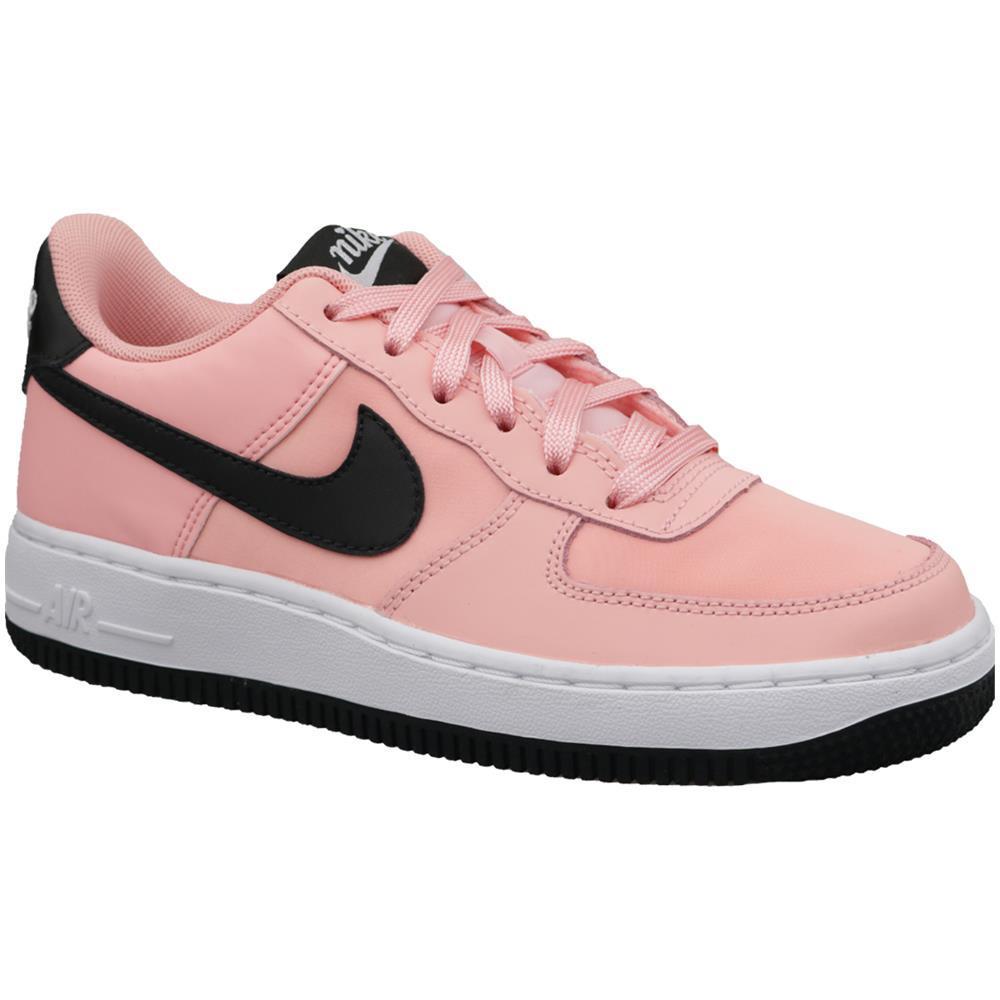 NIKE Air Force 1 Vday Gs Bq6980 600, Bambini, Rosa, Sneakers, Numero: 36 Eu