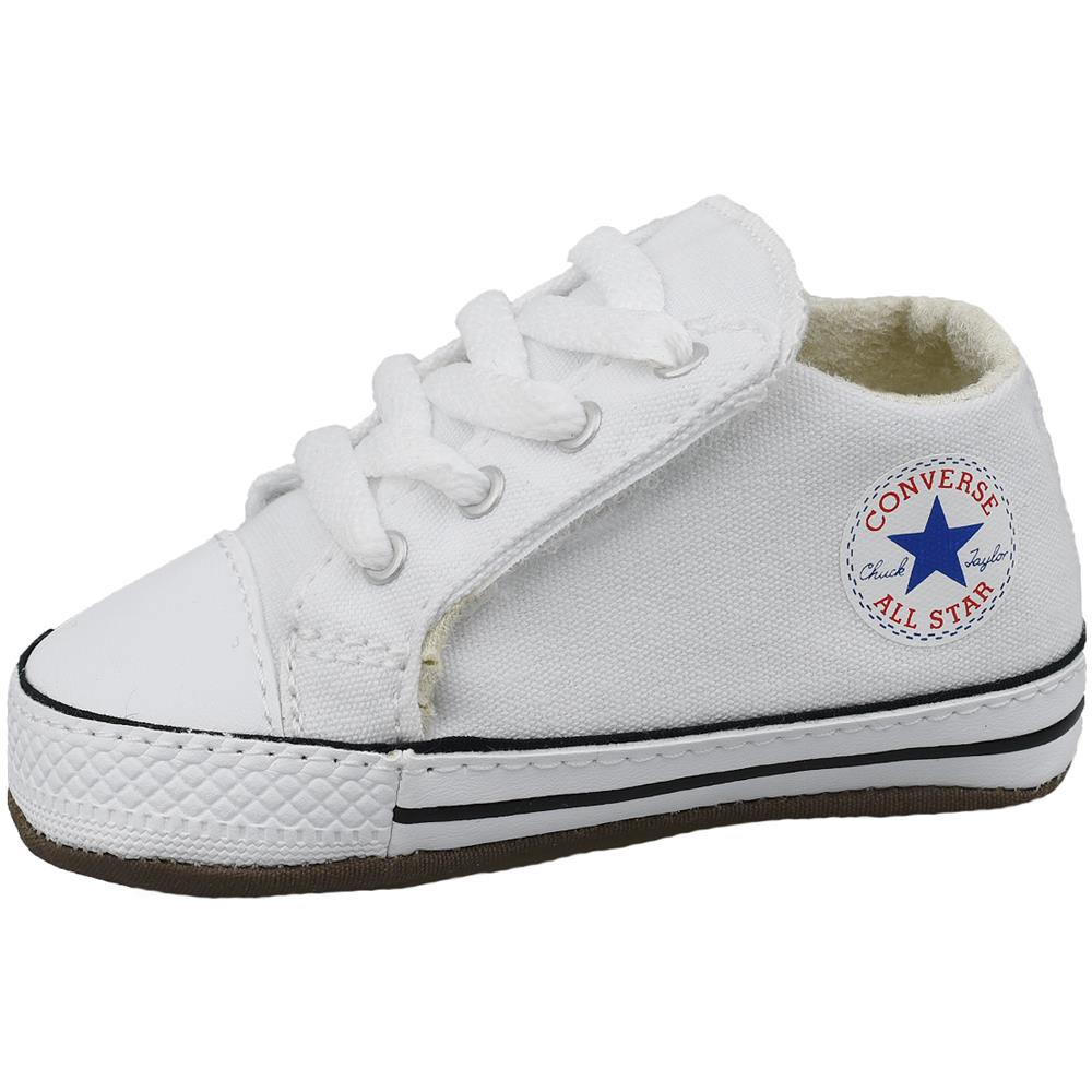 CONVERSE - Chuck Taylor All Star Cribster 865157c, Bambini, Bianco
