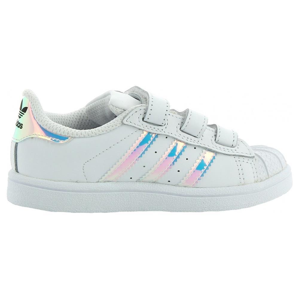 scarpe adidas superstar rosa bambina