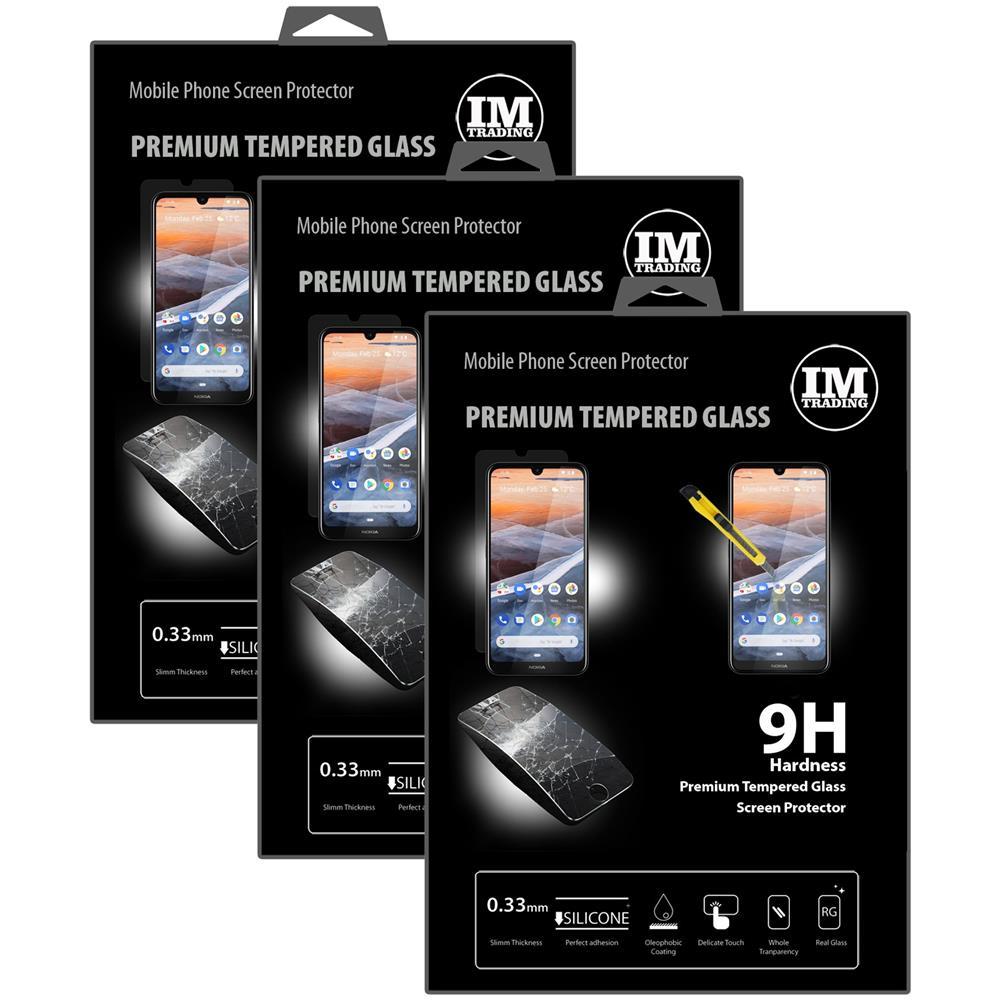Per Nokia 8-3x Vetro Temperato 9H Protetivo Pellicola Schermo Display