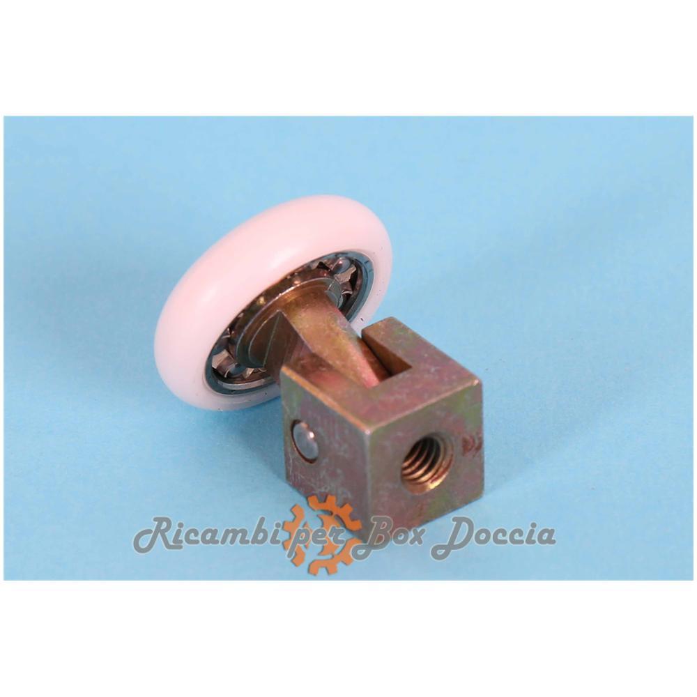 RPB Docce - Cuscinetto Di Ricambio Per Box Doccia Titan 19 Ar Quadro ...