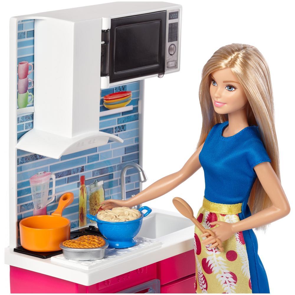 MATTEL - La Cucina di Barbie - ePRICE