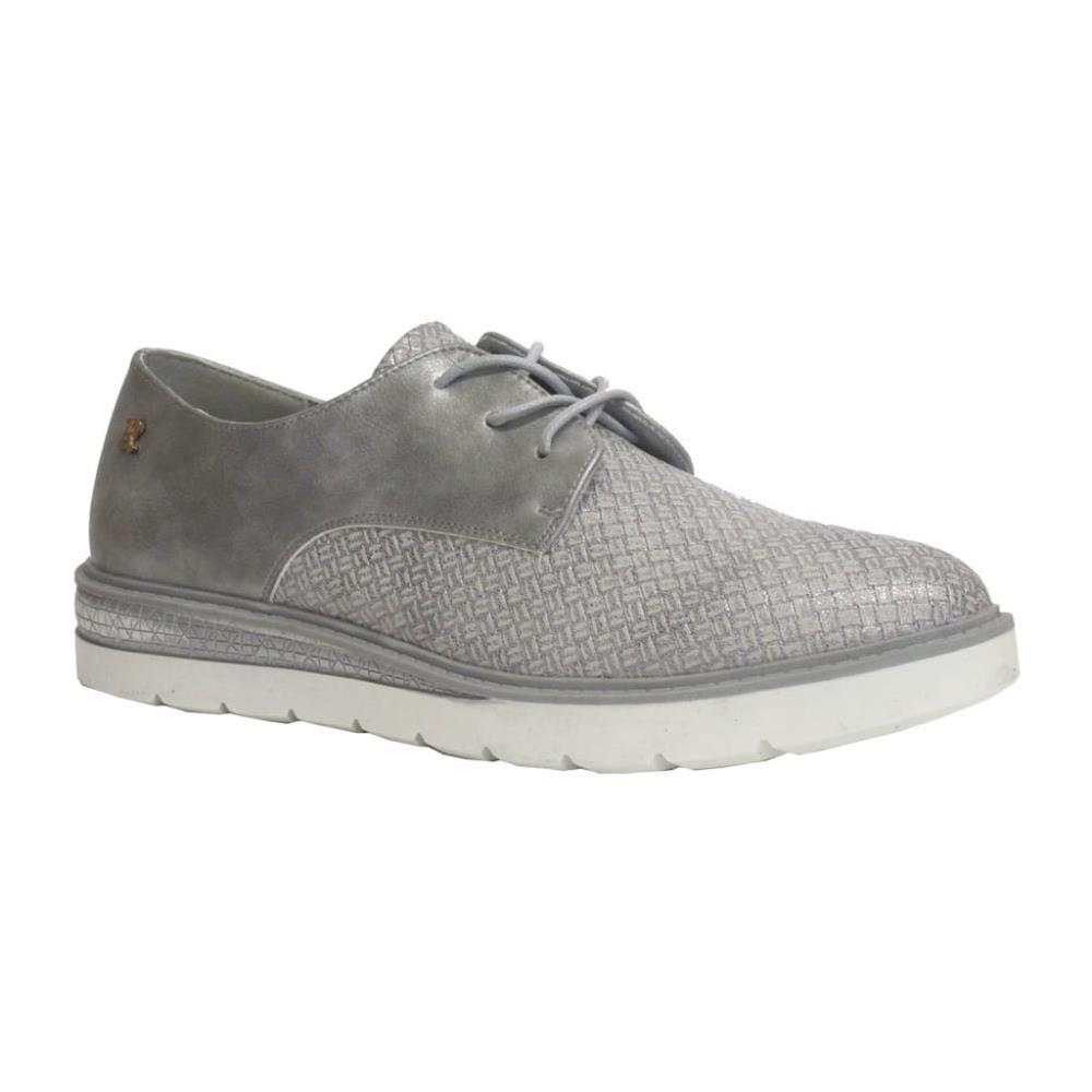REFRESH - Scarpe Sneakers Donna Refresh 63405 Pelle Argento Originale Pe  New Taglia 39 Colore Argento - ePRICE