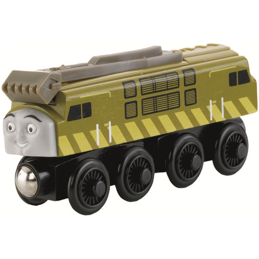 Fisher price trenino thomas veicolo medium diesel eprice