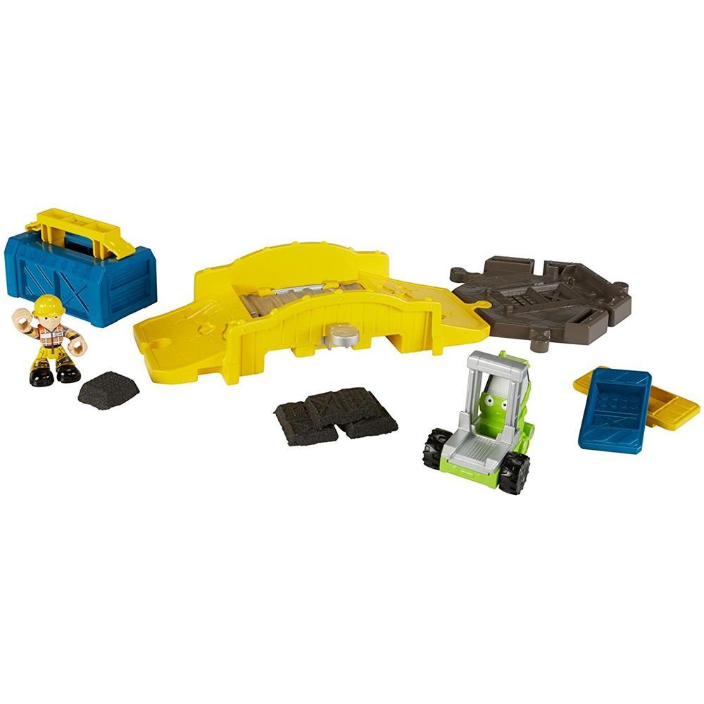 Del Aggiustatutto Ponte Cantiere Eprice Impasta Mattel Bob Modellaamp; nP0kX8wO