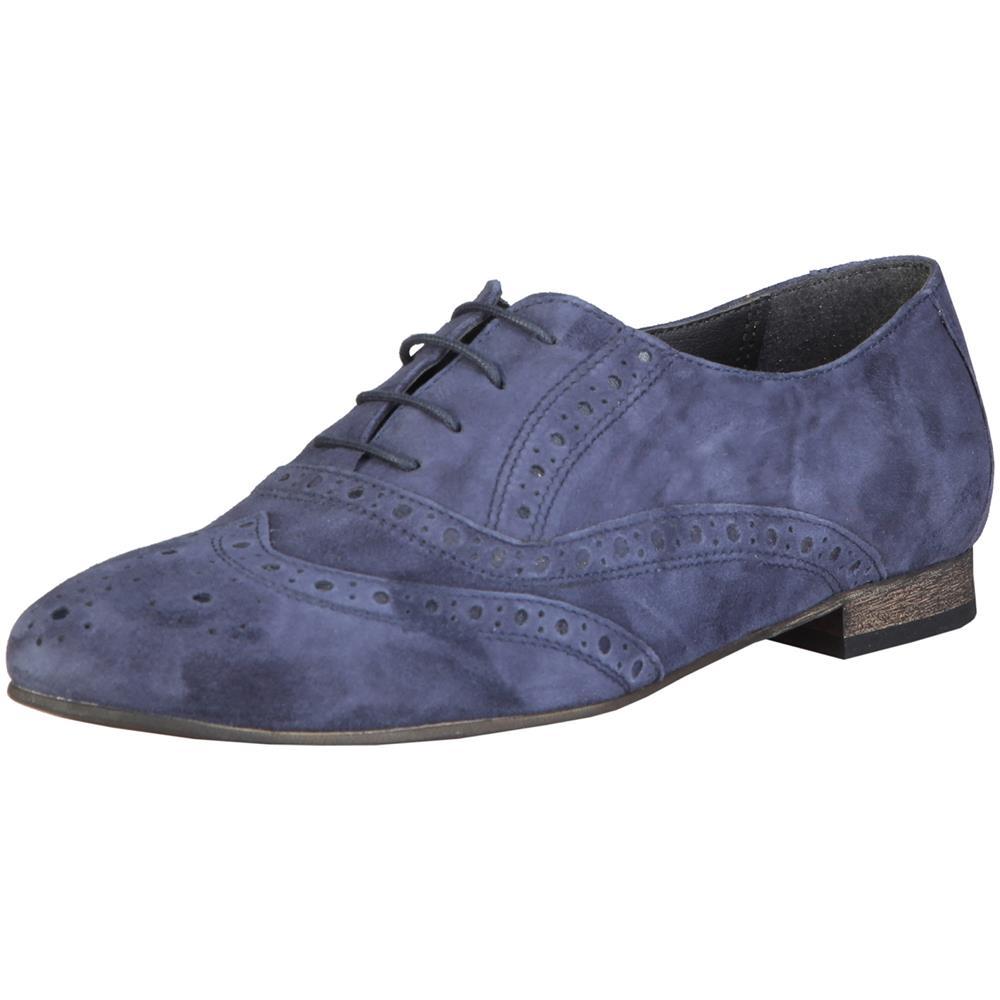 separation shoes 42ef8 bbe37 PIERRE CARDIN Scarpe Stringate Pierre Cardin Donna Blu 1140204 bleu Taglia  36