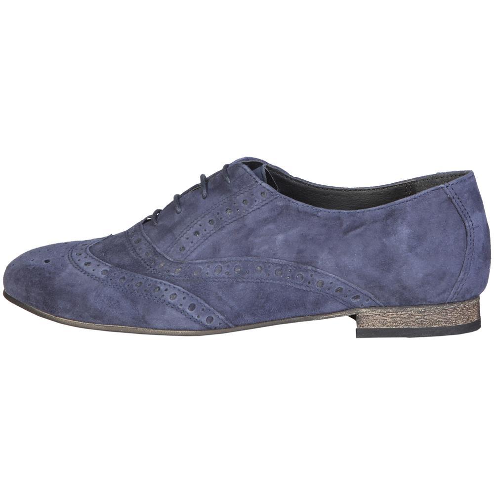 separation shoes 6758d 49288 PIERRE CARDIN Scarpe Stringate Pierre Cardin Donna Blu 1140204 bleu Taglia  36