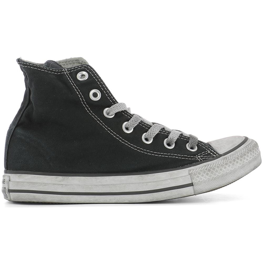 4d44732bc ... switzerland converse hi top sneakers donna 156886c tessuto nero taglia  39 eprice 2f4a3 7536f