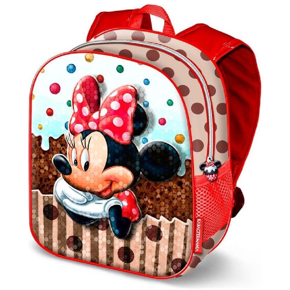 a35bdde3cf WALT DISNEY - Minnie Mouse, Zaino Casual Multicolore - ePRICE