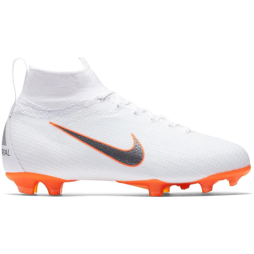 585e4dd6e7b7 ... 96e48d2ec3e37 NIKE - Scarpe Calcio Bambino Mercurial Superfly 360 Elite  Fg Just Do It Pack Taglia ...