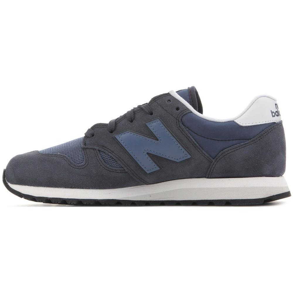 New Balance 520 U520CK blu marino scarpe basse