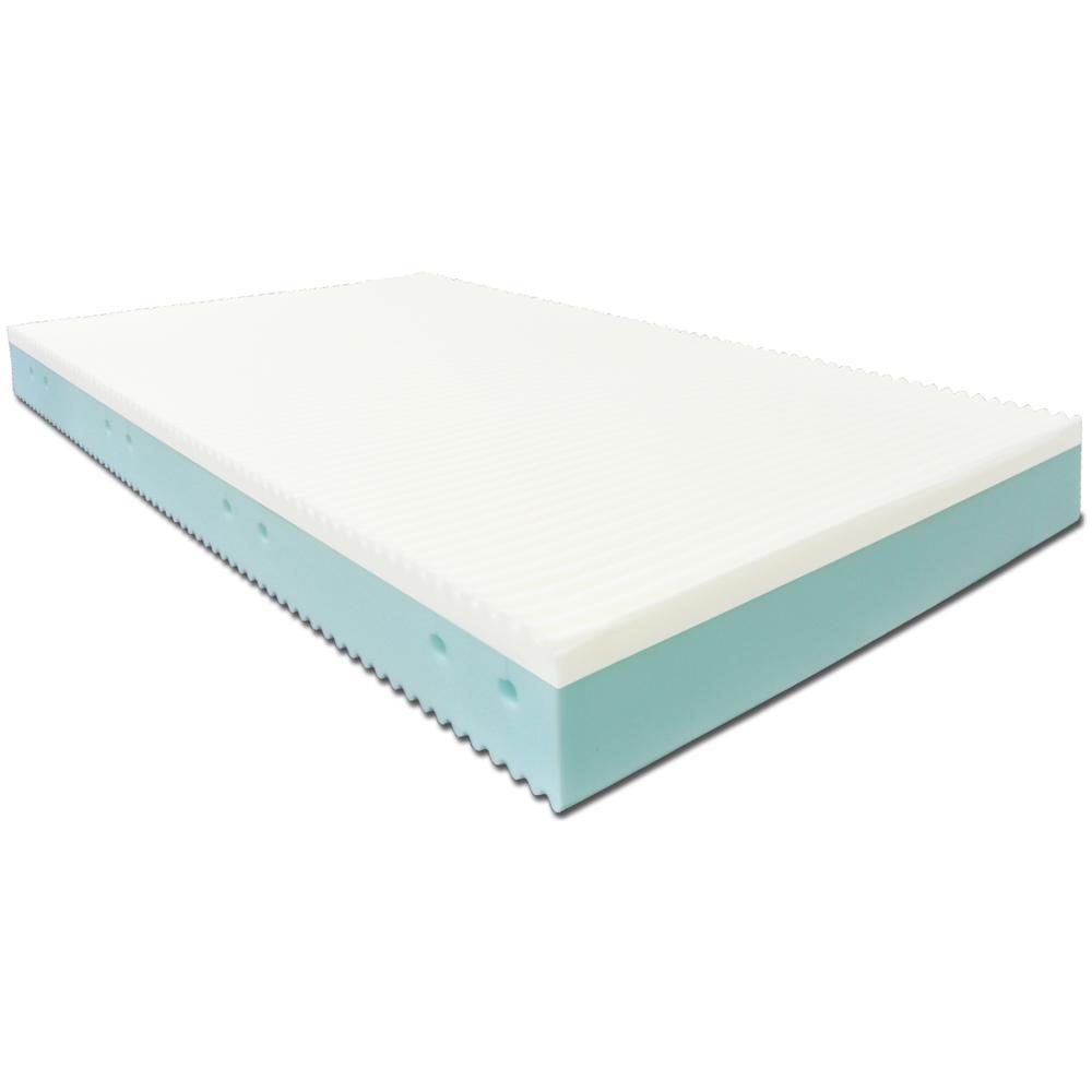 Materasso Memory Foam Baldiflex.Baldiflex Materasso Singolo Memory Foam Modello Onda Magic