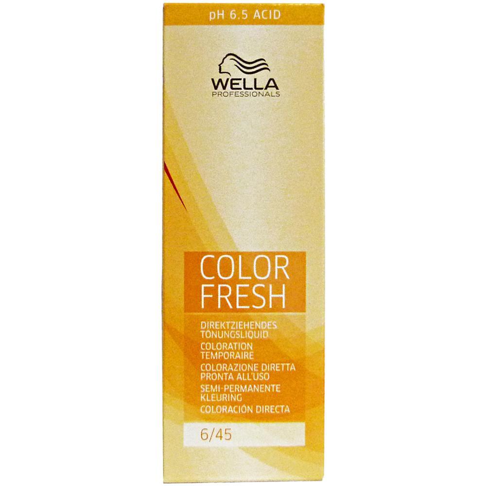 Color Fresh - Riflessante Senza Ammoniaca 7-47 Biondo Medio Rame Sabbia Colorazione  Capelli - ePRICE d5394a2a16d3