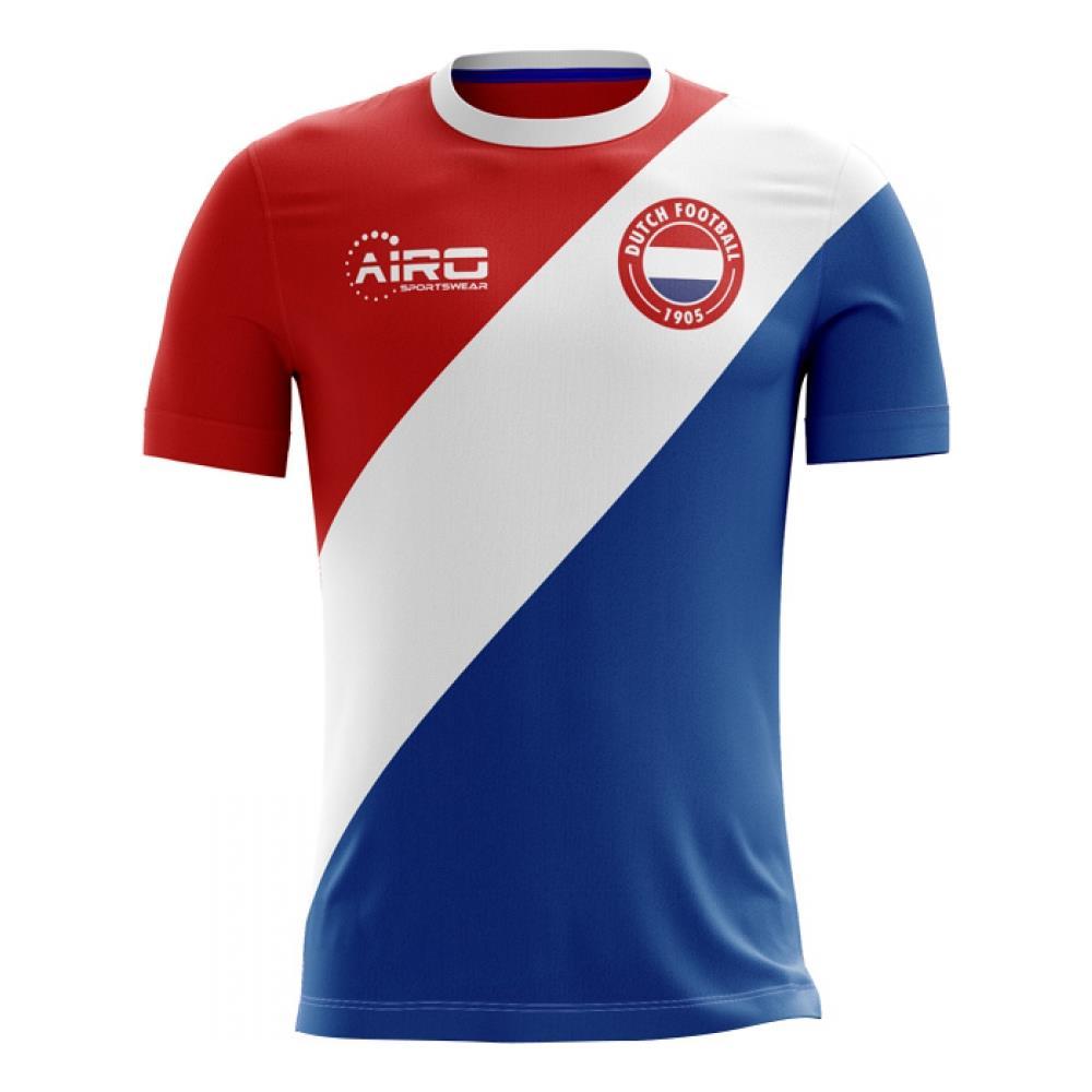 96b954535 Airo Sportswear - 2018-2019 Holland Third Concept Football Shirt - XXXXL  Adulto - ePRICE