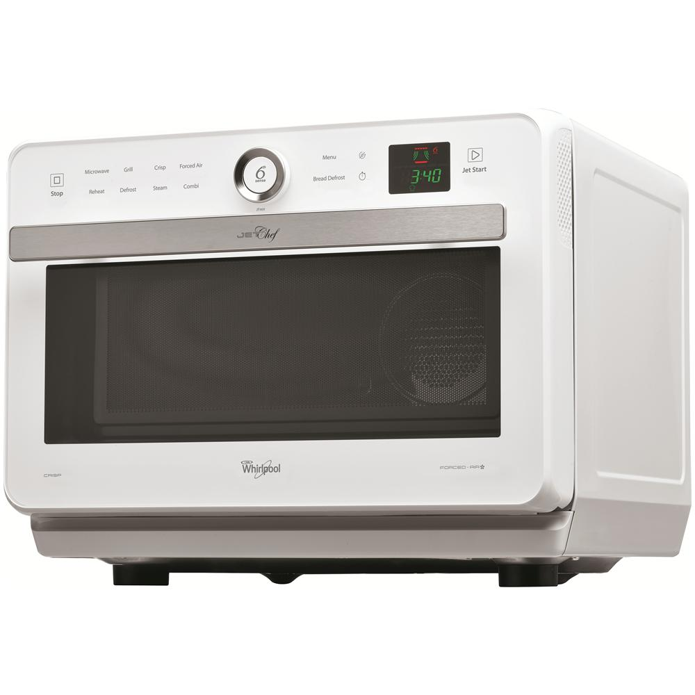 WHIRLPOOL - JT469WH Jet Chef Forno Microonde+Grill con Cottura a ...