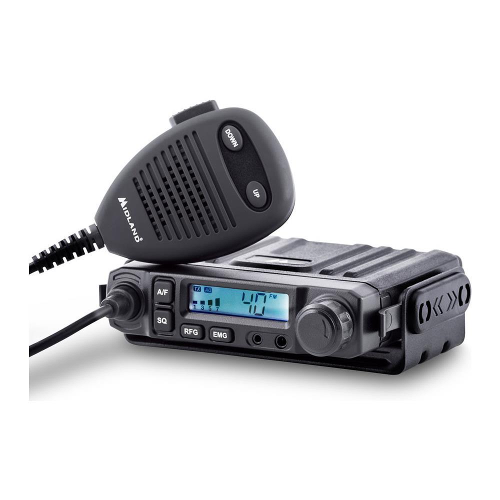 Ricetrasmittente CB radio  CRT Millenium veicolare ultracompatto multistandard