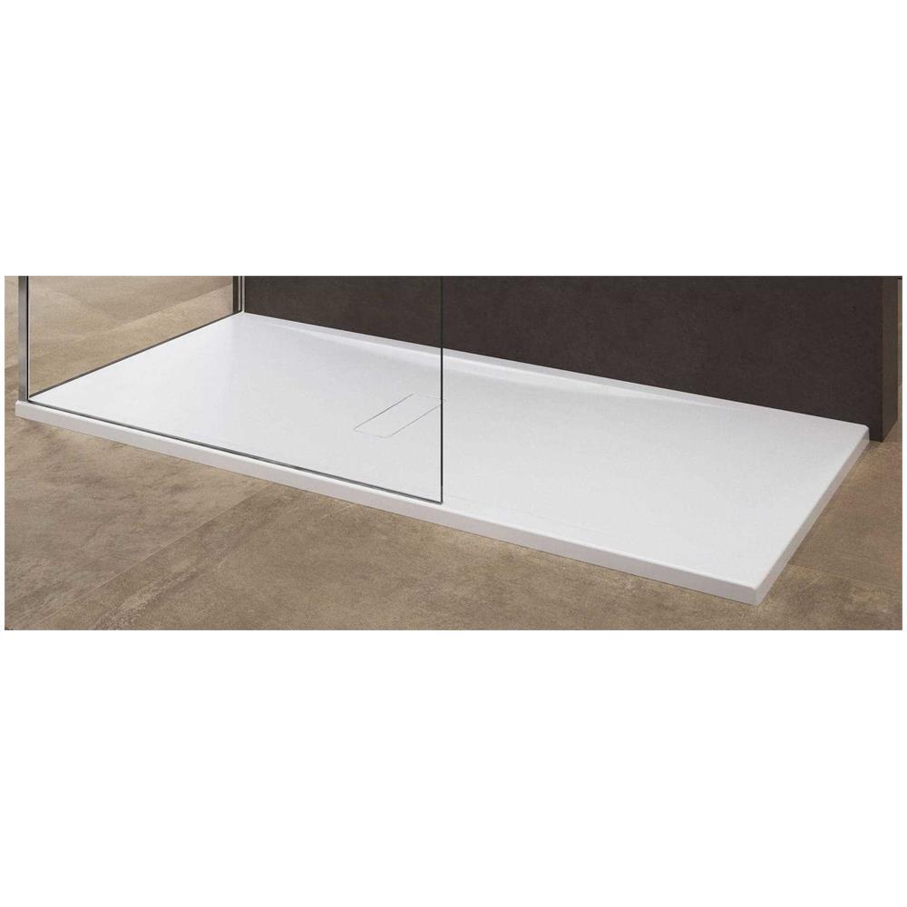 Novellini Piatto Doccia Novellini Custom Dimensione 120x70 Altezza Spessore 3 5 Cm Colore Bianco Installazione Appoggio Filo Pavimento Sagomabile Superficie Liscia Materiale Metacrilato Compreso Piletta Scarico E Copri Piletta Eprice