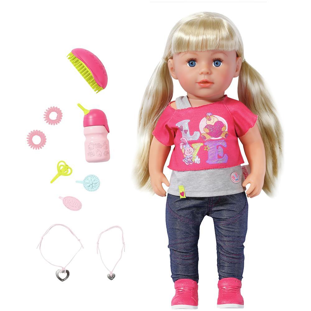 BABY born - 820704, Ragazza, Multicolore, Braccialetto bambola