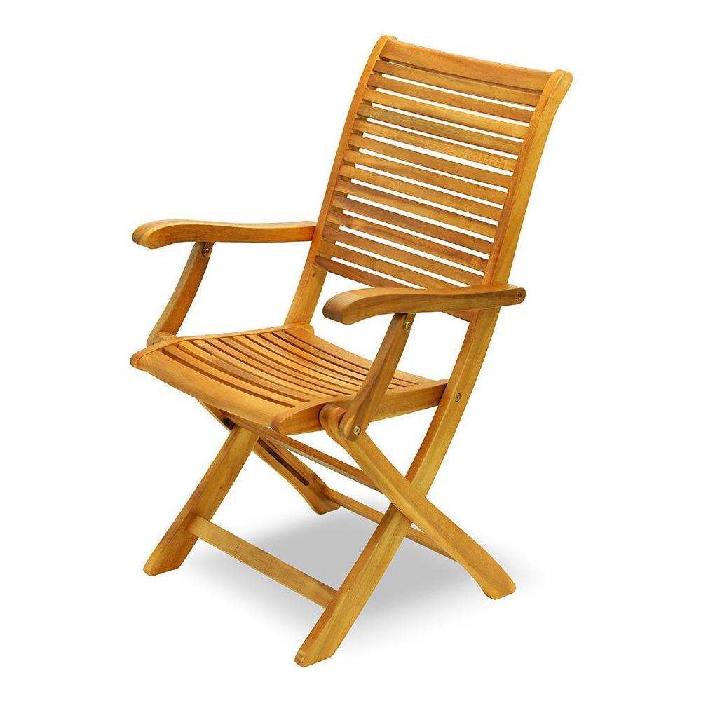 Q-bo - Sedia con braccioli in Legno - ePRICE