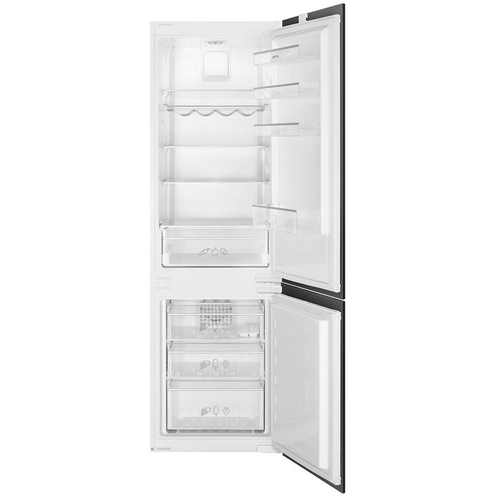 Differenza Classe A+ E A++ smeg frigorifero combinato da incasso c3170np no frost classe a+ capacità  lorda / netta 275 / 262 litri