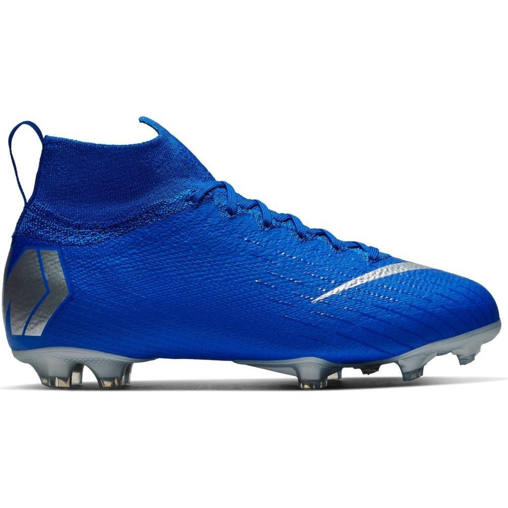 Scarpe Online Nike Mercurial Superfly VI Elit Bambini FG Blu