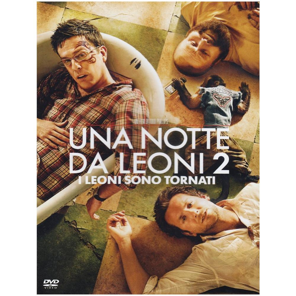 Warner Bros Una Notte Da Leoni 2 Dvd Eprice
