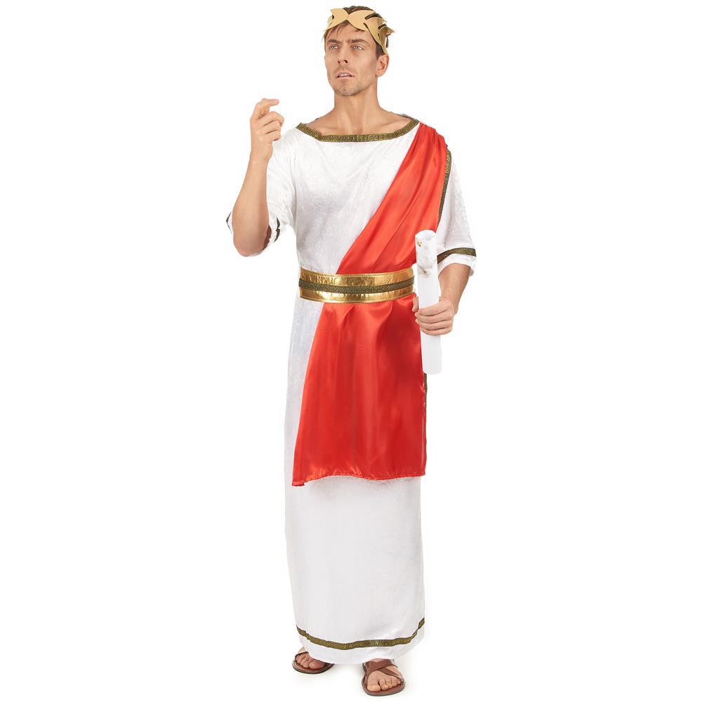 Festivifete Costume Di Carnevale Antico Romano Medium Eprice
