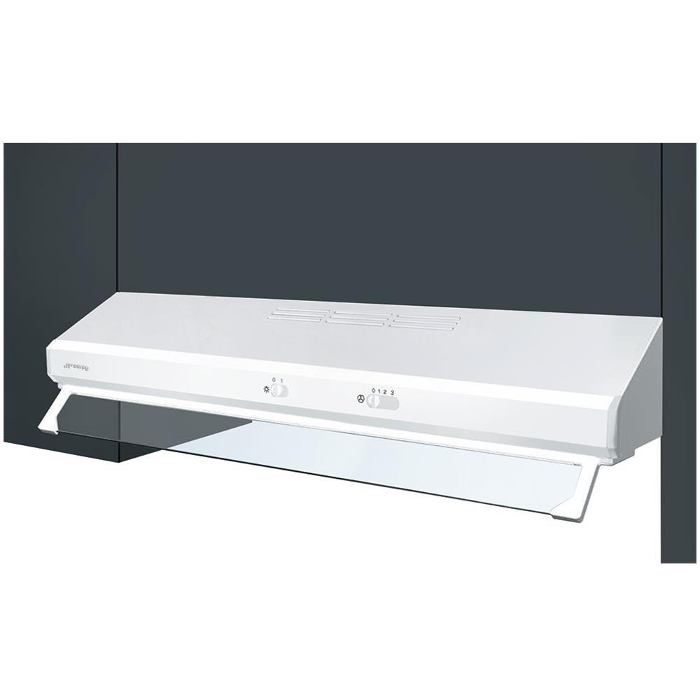 SMEG - Cappa a Scomparsa KT91EBE Aspirante e Filtrante Colore Bianco ...