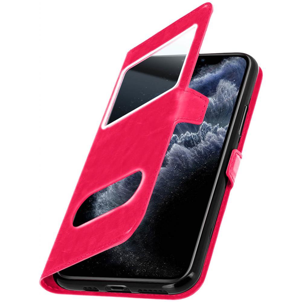 Avizar - Custodia Apple Iphone 11 Pro Max Sportellino 2x Finestre