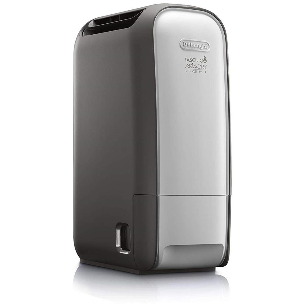 Deumidificatore Portatile De Longhi 6 lt//24 h Capacità 2.8 Litri 34 dB DNS65