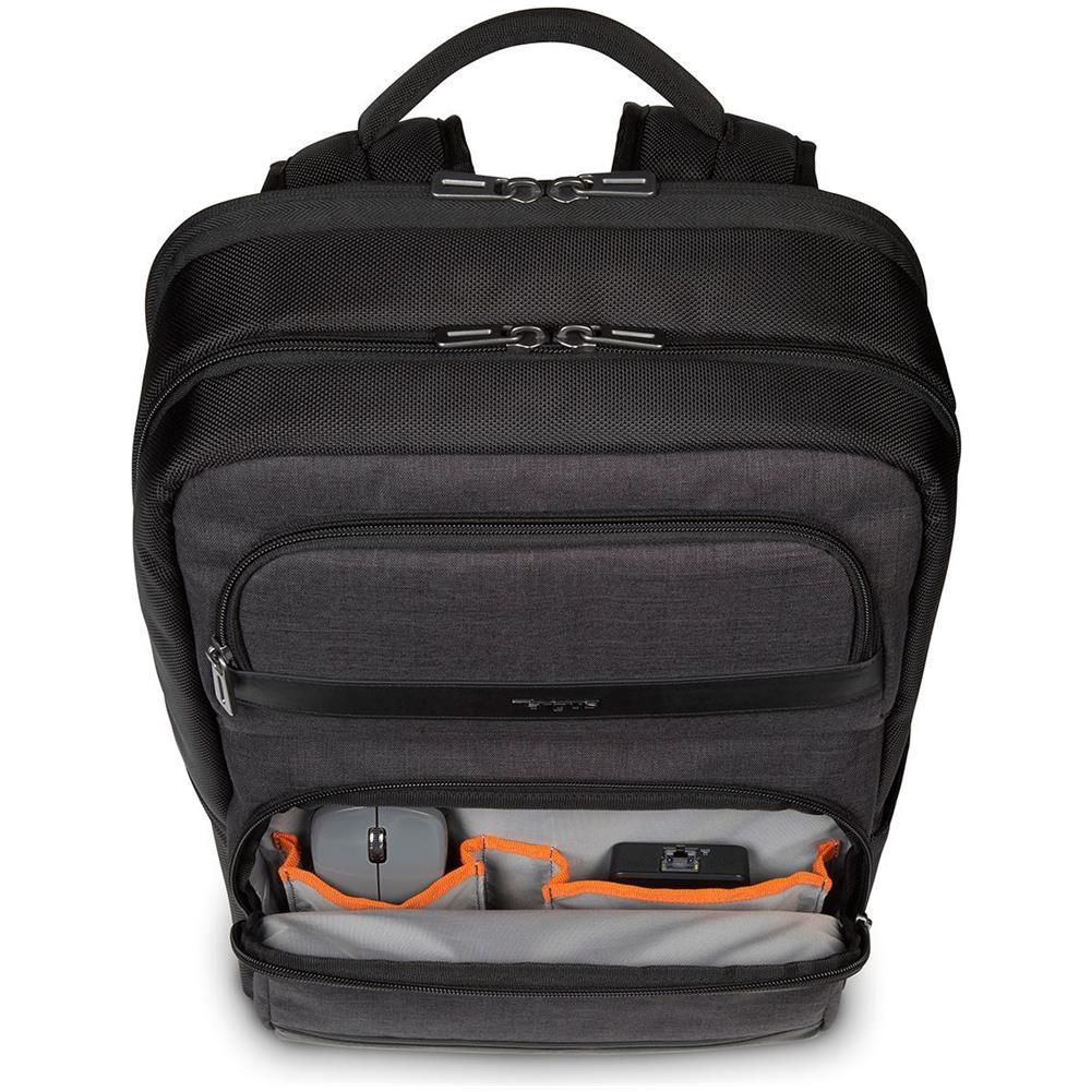 A Targus Fino Colore Nero Borsa 15 Avanzato 6 E Notebook Zaino 4XwZOxXrHq