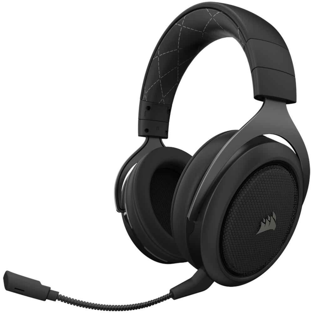 CORSAIR - Cuffia Gaming HS70 con Microfono Wireless Carbonio - ePRICE 8e5c67f01d67