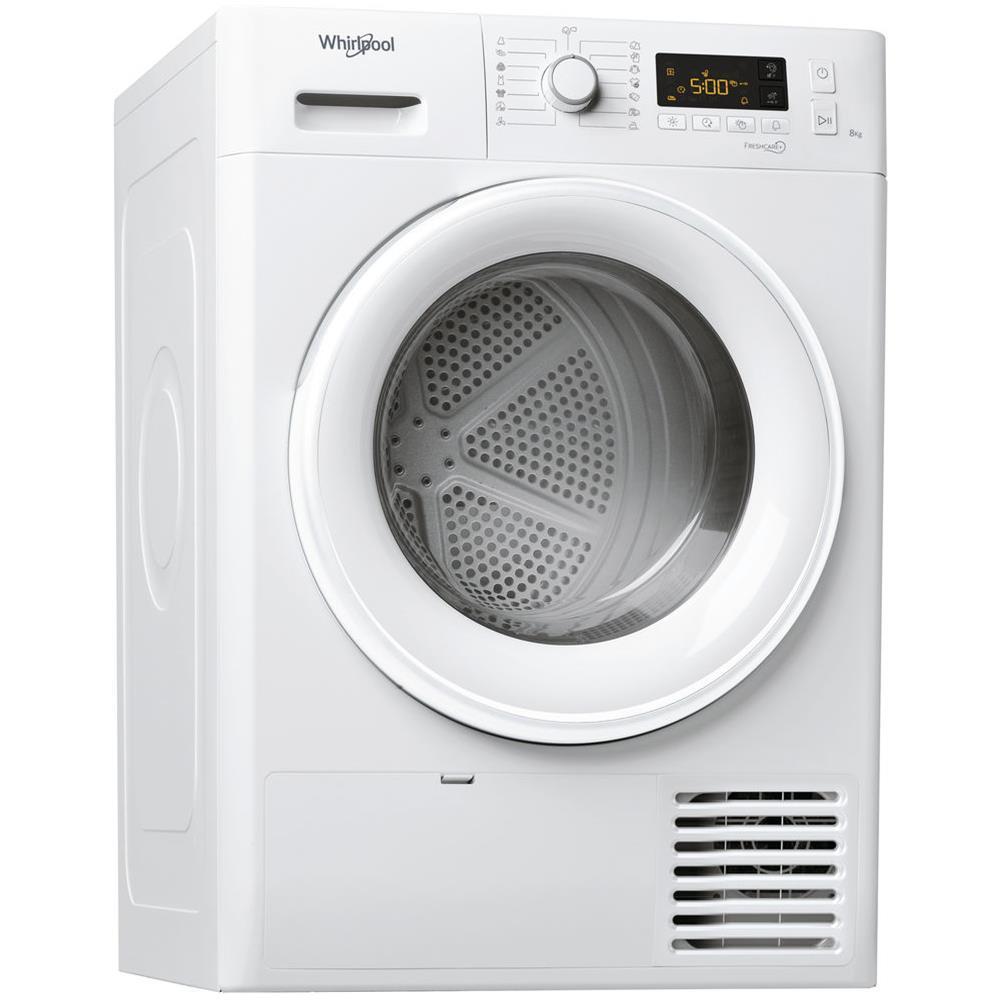 Whirlpool Asciugatrice Ft M11 82 Eu 8 Kg Classe A A Condensazione Con Pompa Di Calore Eprice