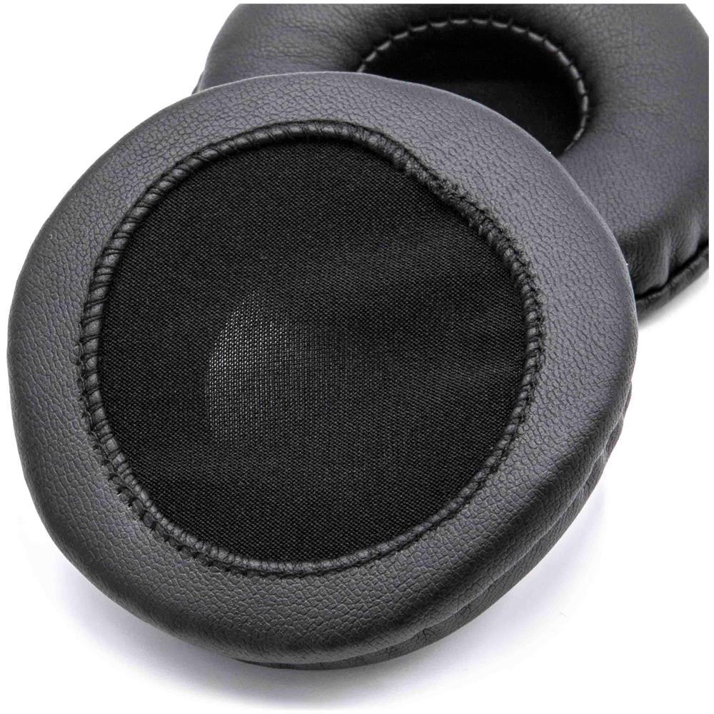 vhbw Cuscinetti Di Ricambio Padiglioni Auricolari Per Cuffie Nero 2.8cm 7cm  Per Headset Akg K495 ca217c4ac6e7