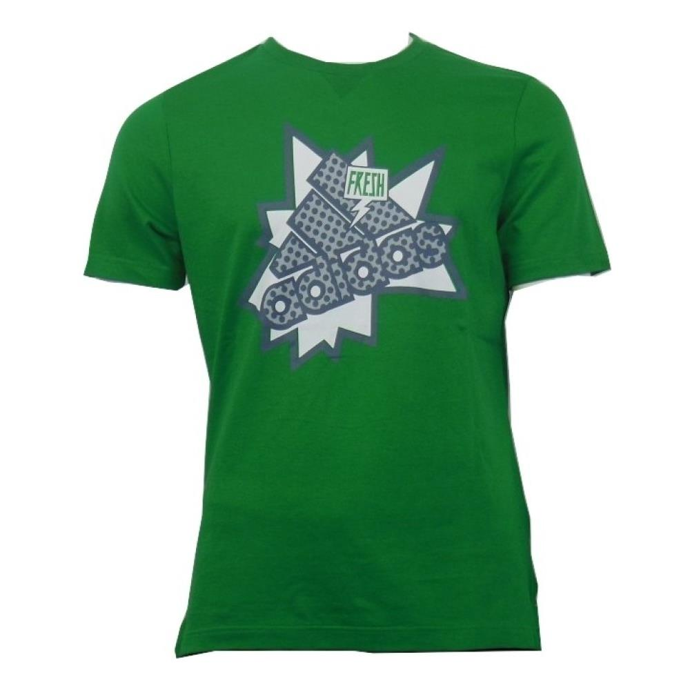 140b4fb9d5 Adidas - T-shirt Uomo Lpm Logo Tee Verde M - ePRICE