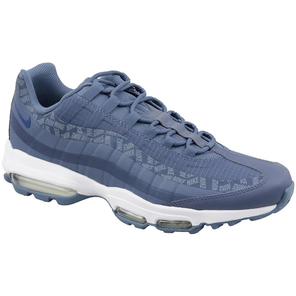 NIKE Air Max 95 Ar4236-400, Uomo, Blu, Sneakers, Numero: 42,5 Eu