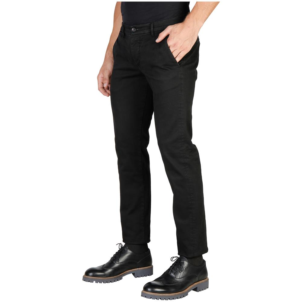 56ee71e1e2 Oxford University - Pantaloni Oxford University Uomo Nero Oxford  pant-regular-black Taglia 32 - ePRICE