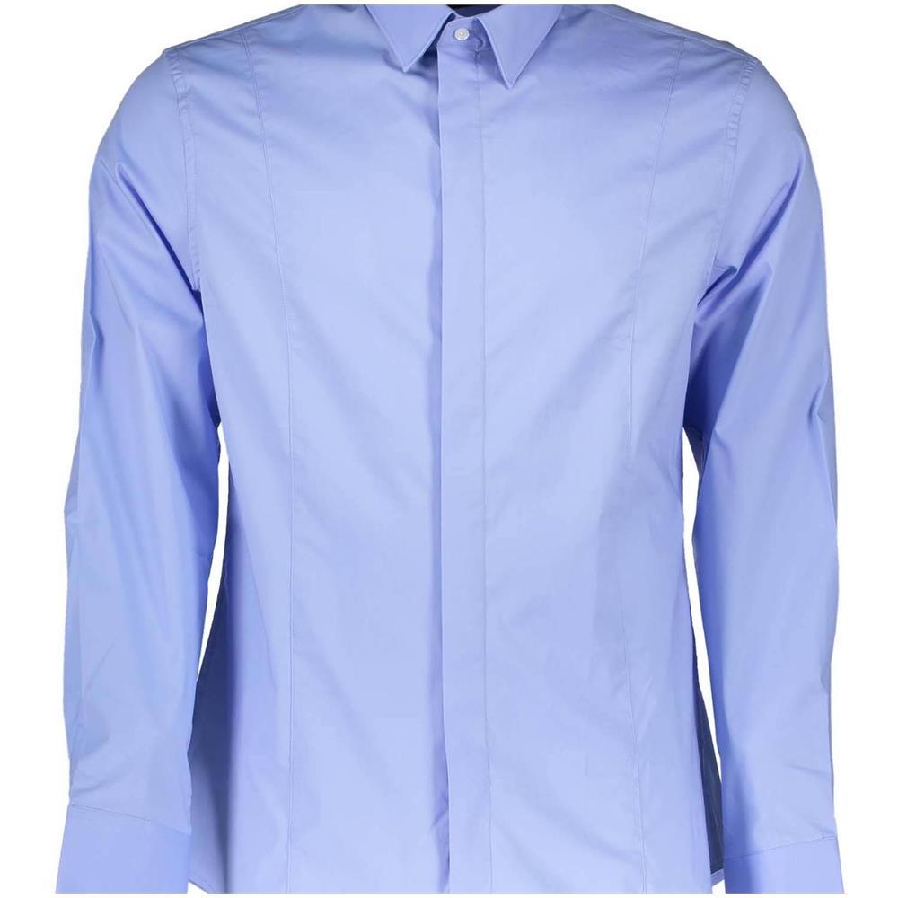 GUESS By Marciano Camicia Uomo Azzurro M