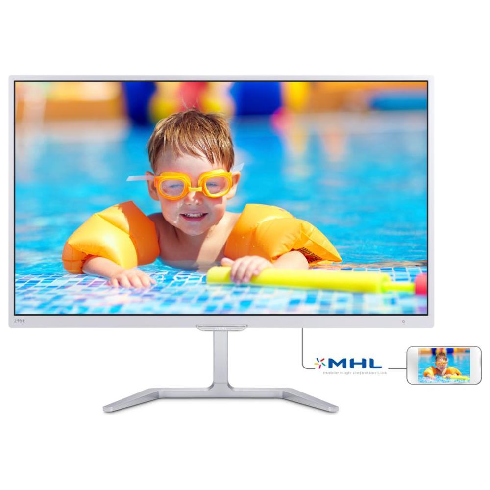 Philips Monitor LCD con Ultra Wide-Color 246E7QDSW/00