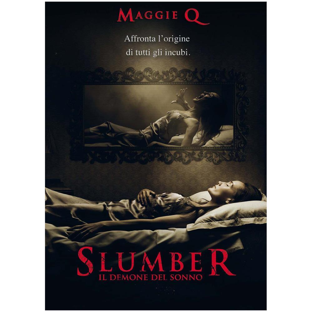 Risultati immagini per Slumber- Il demone del sonno