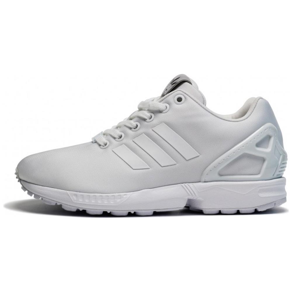 7df8eb8d1e1b8 Adidas - Scarpe Zx Flux Women All White Bb2262 - ePRICE